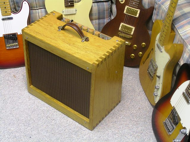 Do you like Pine or Baltic birch for a 1x12 combo cab?   The Gear Page